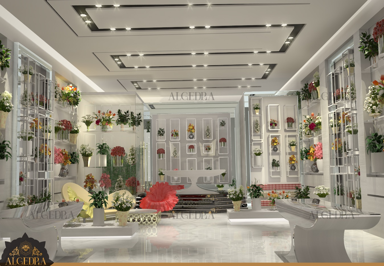 Pin Flower Shop Interior Design Ideas Image Search Results