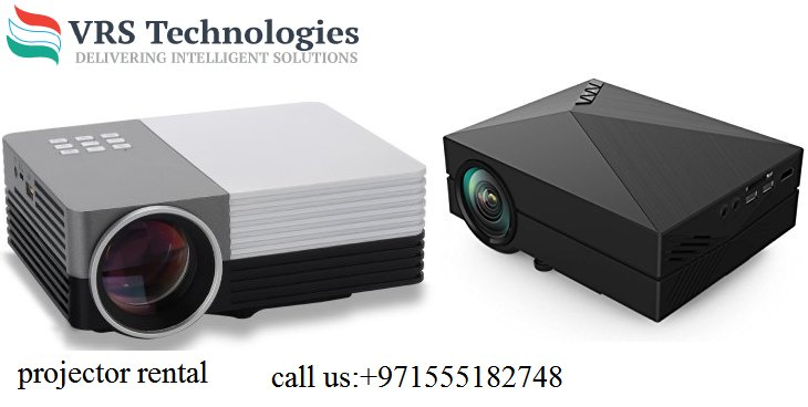 Projector Rental Dubai | Projector on Rent in Dubai
