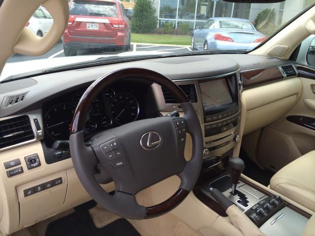 Lexus lx 570 for sale