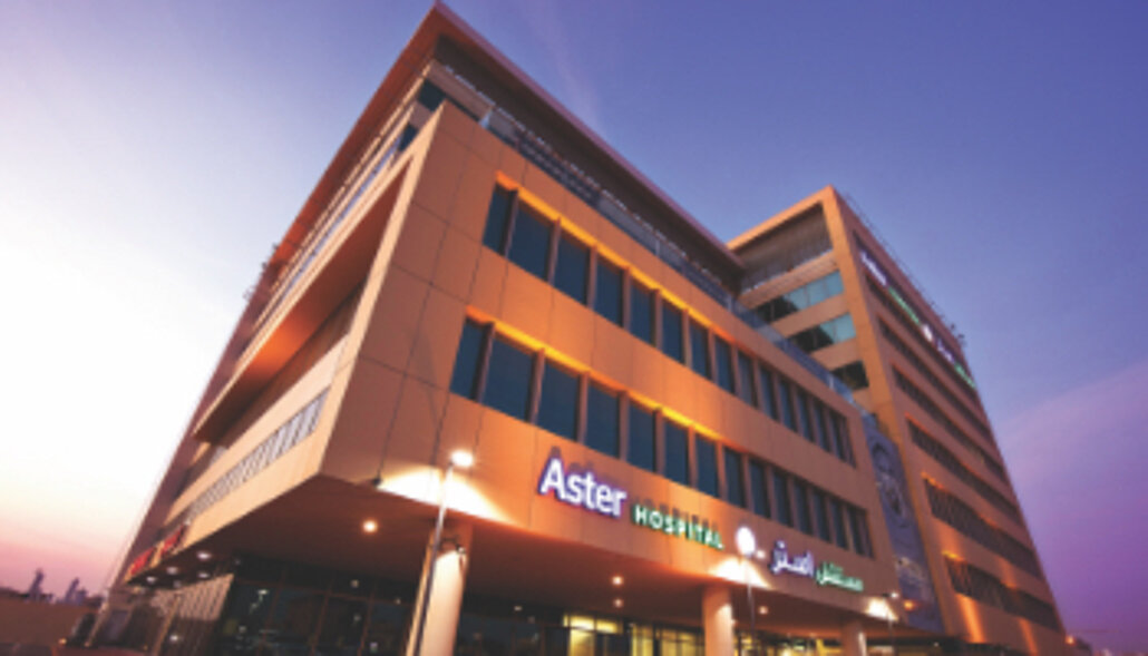 Aster DM Healthcare Super Specialty Hospitals - UAE