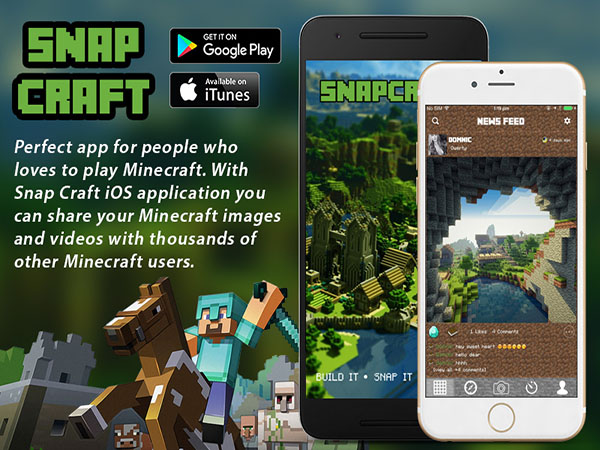 IPHONE APP FOR MINECRAFT USERS